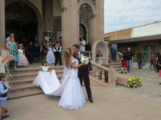 La boda de María del Carmen y Carlos Jesús 1