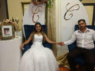La boda de María del Carmen y Carlos Jesús