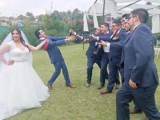 La boda de José Antonio  y Laura  1