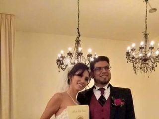 La boda de Rodolfo Cayetano y Susana Aguilera 1