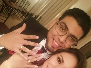La boda de Rodolfo Cayetano y Susana Aguilera 2