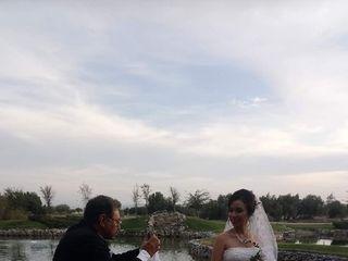 La boda de Rodolfo Cayetano y Susana Aguilera 3