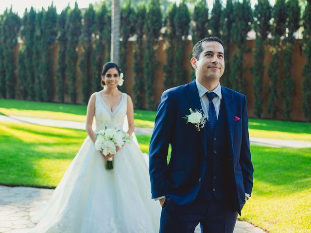 La boda de Diego y Mayra en Tlajomulco de Zúñiga, Jalisco 12