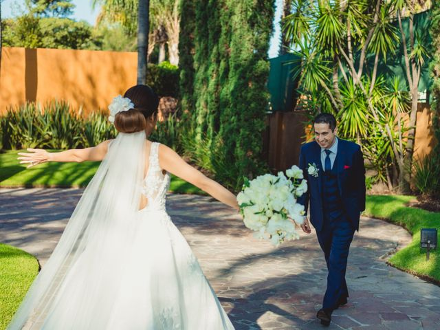 La boda de Diego y Mayra en Tlajomulco de Zúñiga, Jalisco 13
