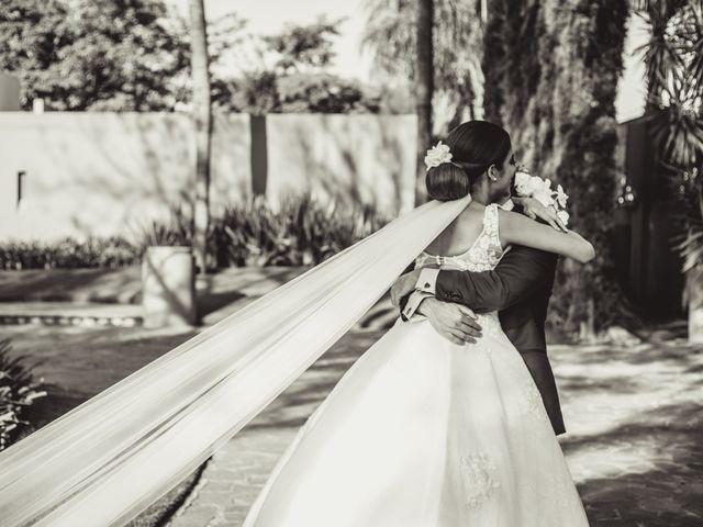 La boda de Diego y Mayra en Tlajomulco de Zúñiga, Jalisco 14
