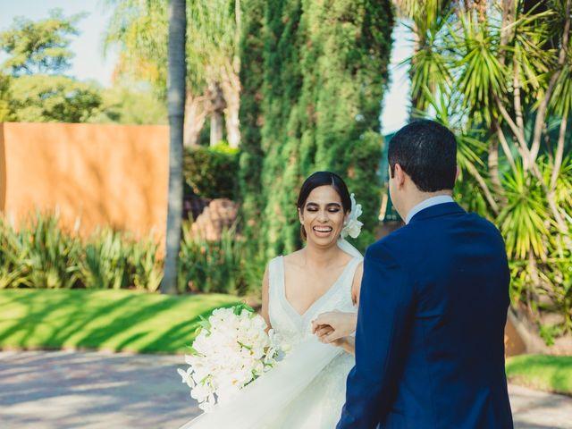 La boda de Diego y Mayra en Tlajomulco de Zúñiga, Jalisco 15