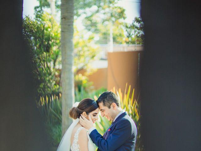 La boda de Diego y Mayra en Tlajomulco de Zúñiga, Jalisco 16