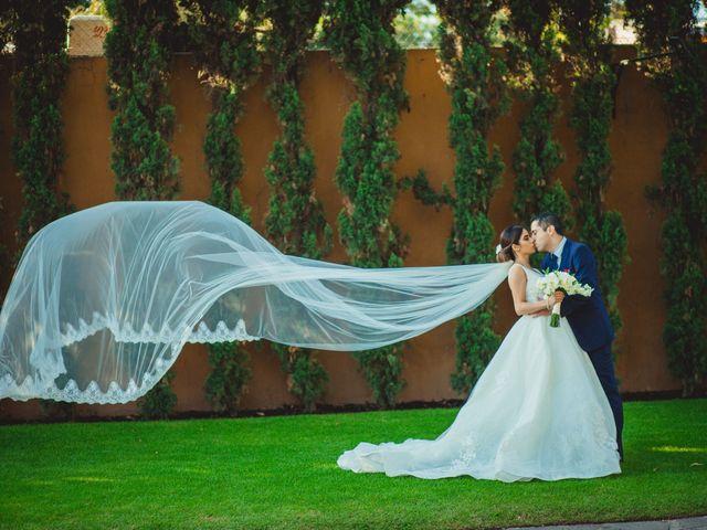 La boda de Diego y Mayra en Tlajomulco de Zúñiga, Jalisco 19