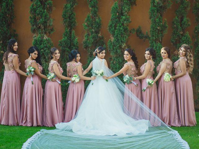 La boda de Diego y Mayra en Tlajomulco de Zúñiga, Jalisco 23