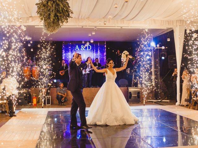 La boda de Diego y Mayra en Tlajomulco de Zúñiga, Jalisco 26