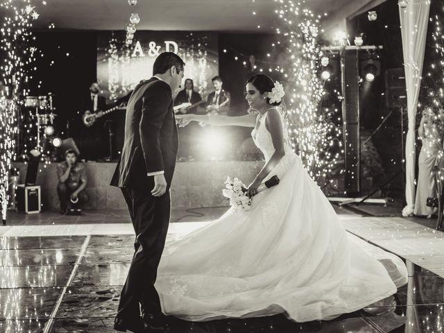 La boda de Diego y Mayra en Tlajomulco de Zúñiga, Jalisco 27
