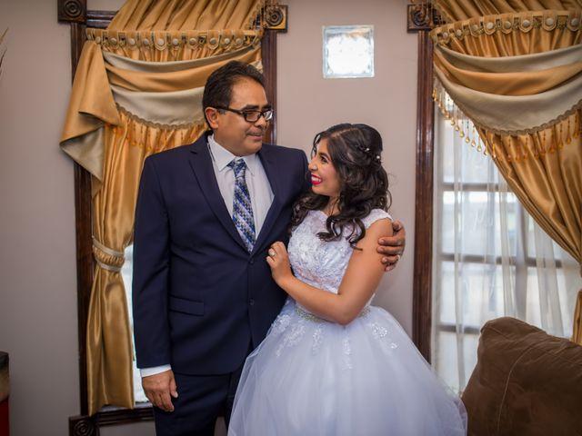 La boda de Alejandro y Mayte en Mexicali, Baja California 3
