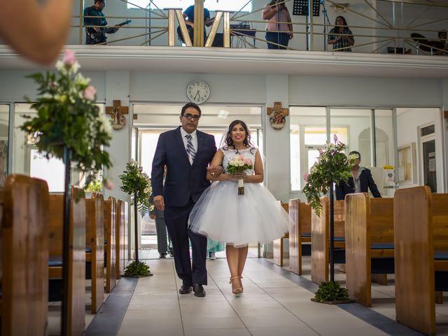 La boda de Alejandro y Mayte en Mexicali, Baja California 9