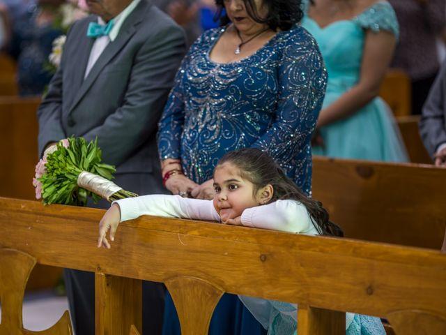 La boda de Alejandro y Mayte en Mexicali, Baja California 10