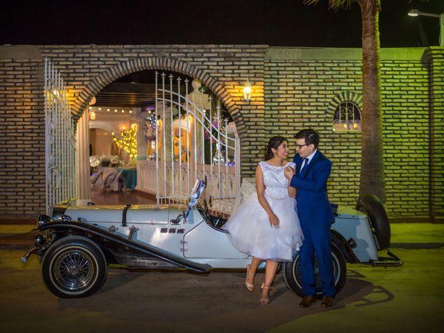 La boda de Mayte y Alejandro
