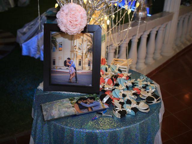La boda de Alejandro y Mayte en Mexicali, Baja California 21