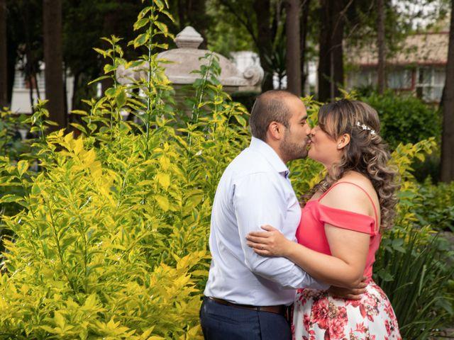 La boda de Miguel y Leticia en Gustavo A. Madero, Ciudad de México 6