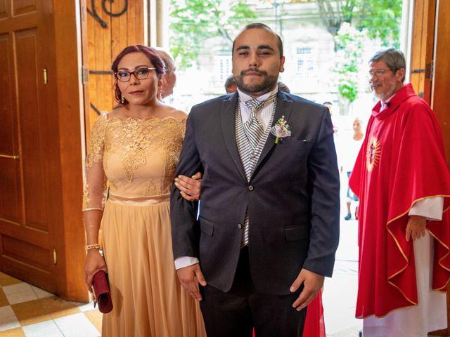 La boda de Miguel y Leticia en Gustavo A. Madero, Ciudad de México 10