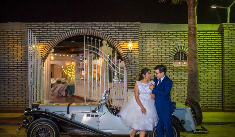 La boda de Alejandro y Mayte en Mexicali, Baja California