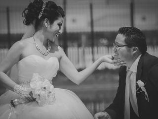 La boda de Dulce y Michelle 1