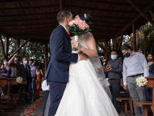 La boda de Mayra y Carlos