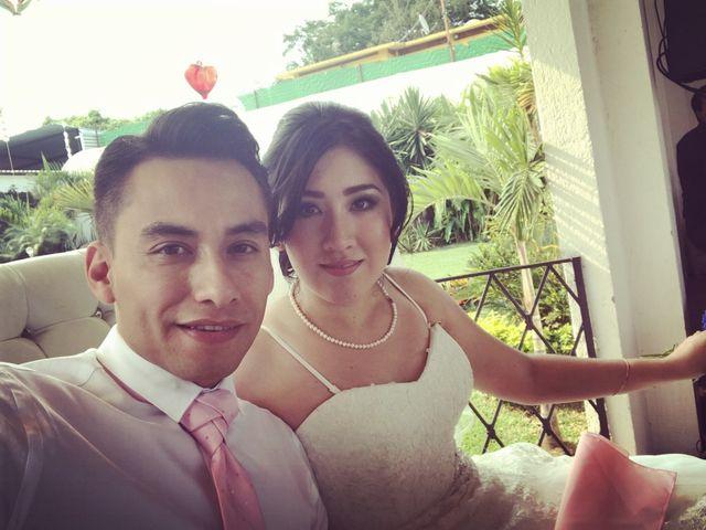 La boda de Evelyn y Miguel