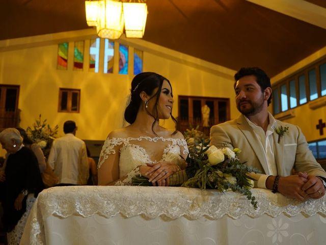 La boda de Nancy  y Tulio