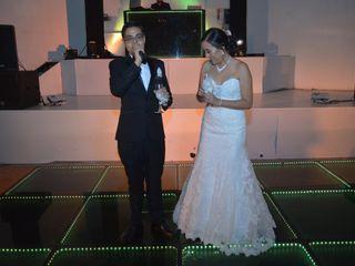 La boda de Flor Ángeles y Michel Rubén 3