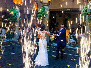 La boda de Jorge  y Carla