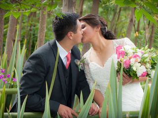 La boda de Paola y Emilio