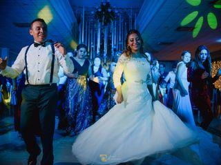 La boda de Lissette y Javier