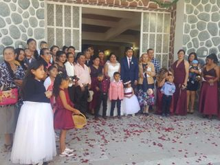 La boda de Beatriz y Salvador 2