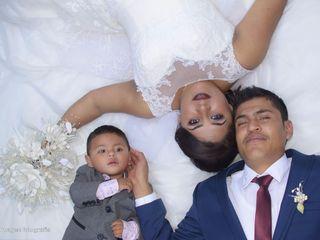 La boda de Beatriz y Salvador