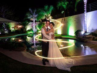 La boda de Claudia y Gerardo