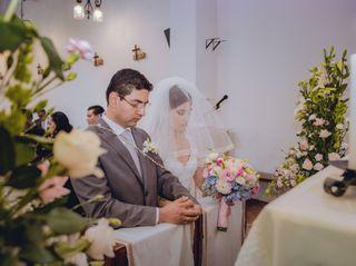 La boda de Fany y Alan 1