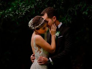 La boda de María José y Fabián 1