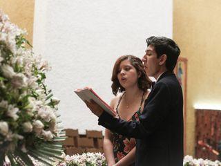 La boda de Yael Josefina y Isaac Asaf 1