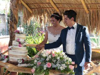 La boda de Yael Josefina y Isaac Asaf