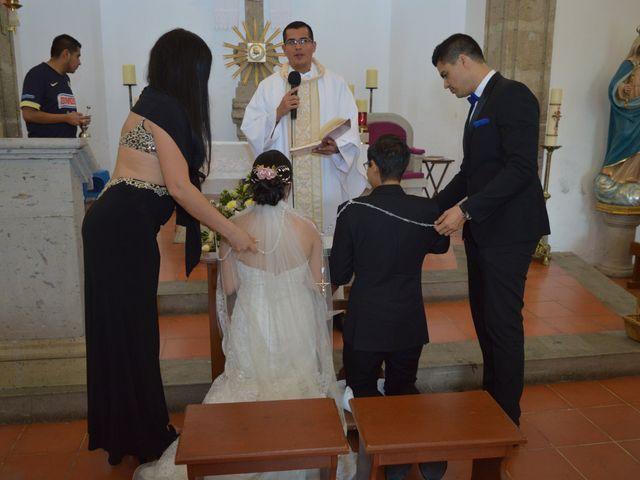 La boda de Michel Rubén y Flor Ángeles en Tlajomulco de Zúñiga, Jalisco 3