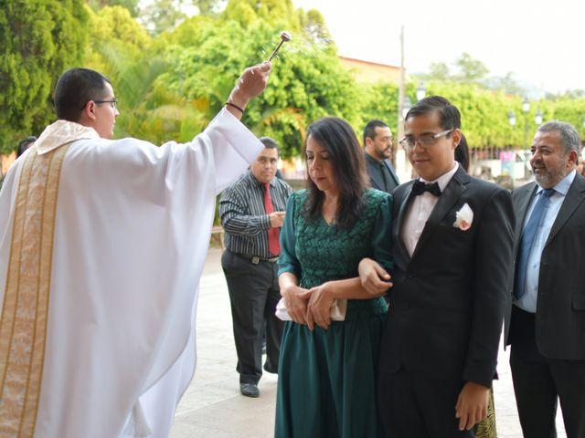 La boda de Michel Rubén y Flor Ángeles en Tlajomulco de Zúñiga, Jalisco 7