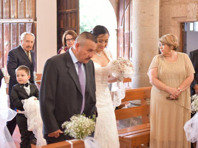 La boda de Michel Rubén y Flor Ángeles en Tlajomulco de Zúñiga, Jalisco 8