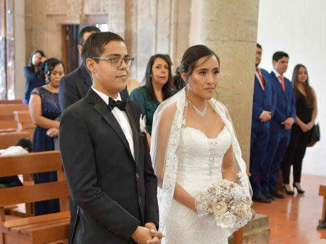 La boda de Michel Rubén y Flor Ángeles en Tlajomulco de Zúñiga, Jalisco 15