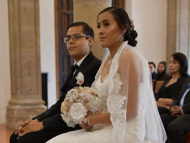 La boda de Michel Rubén y Flor Ángeles en Tlajomulco de Zúñiga, Jalisco 1