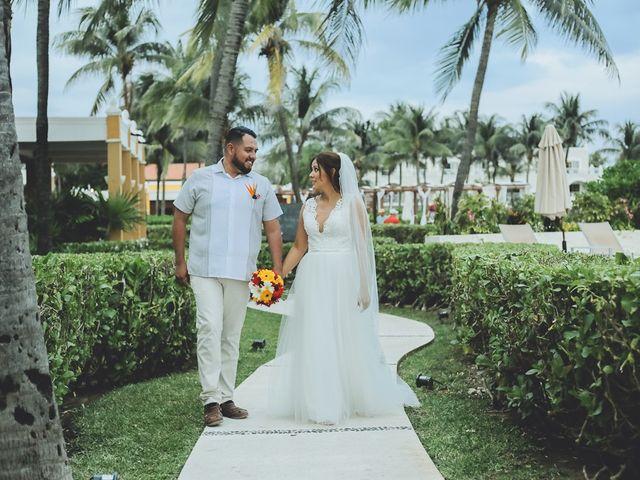 La boda de Alma y Elías