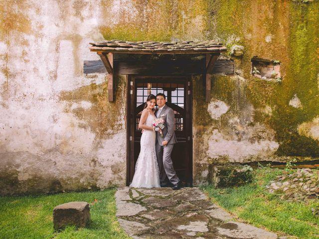 La boda de Fany y Alan