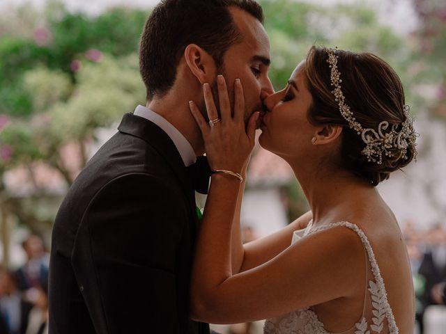 La boda de María José y Fabián