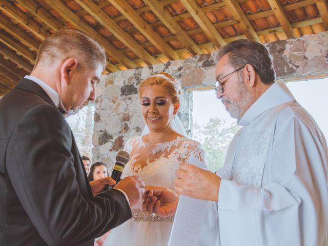 La boda de Carlos y Sandra en Querétaro, Querétaro 12