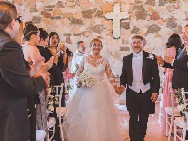 La boda de Carlos y Sandra en Querétaro, Querétaro 13