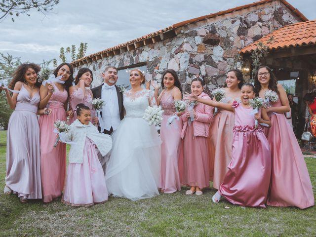 La boda de Carlos y Sandra en Querétaro, Querétaro 14