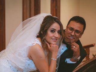 La boda de Liliana  y Alejandro  1